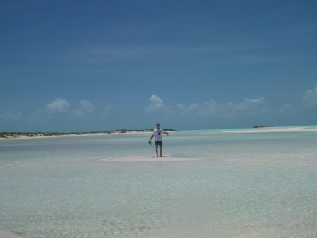 Sandy Cay - YES!