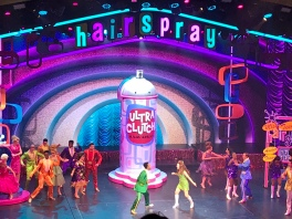 A great show. - Hairspray! Loved it!!!